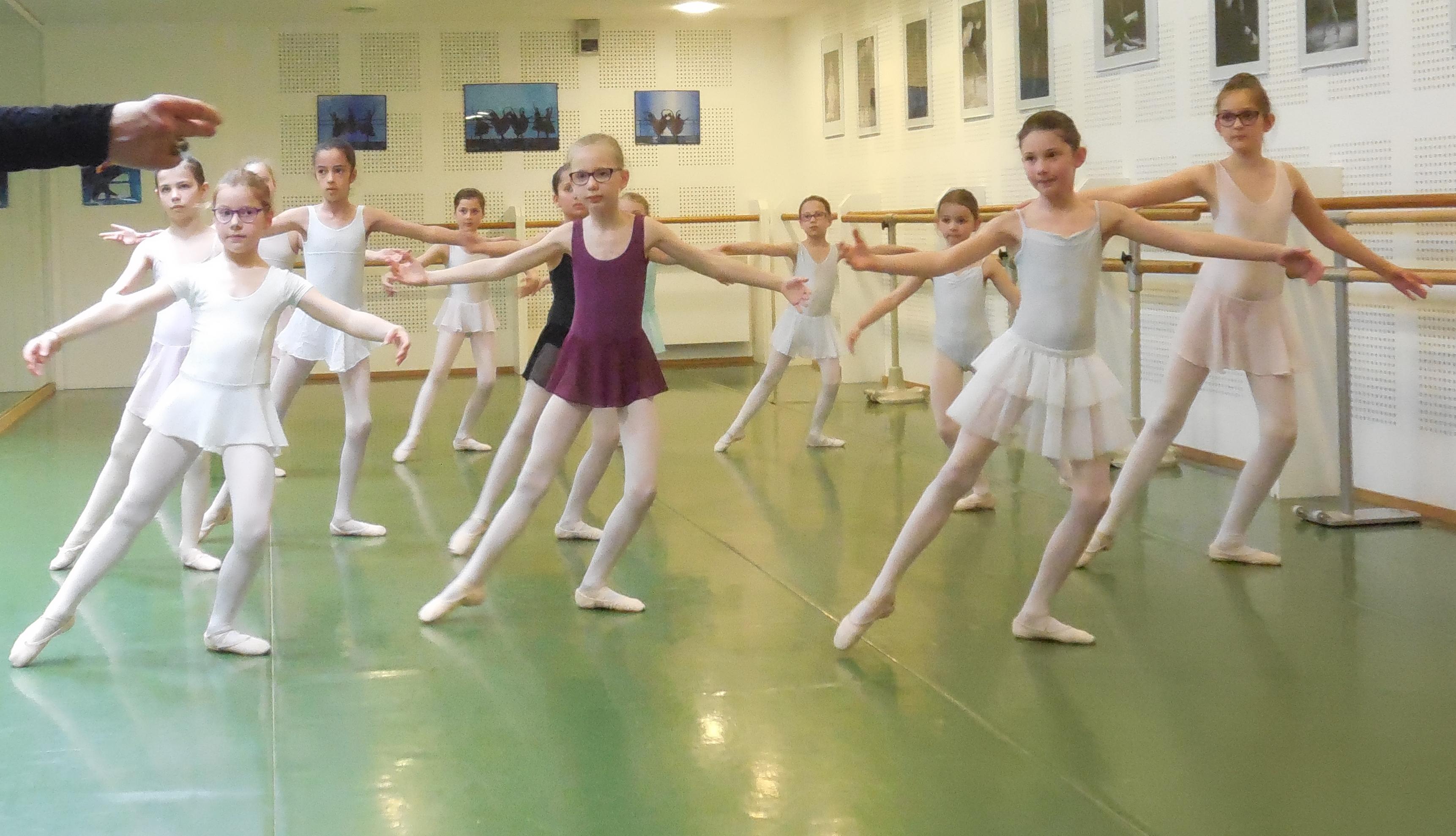 Geispolsheim : École municipale de danse classique