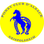 Logo Poney club d'Alsace