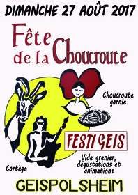 Photo fête de la choucroute